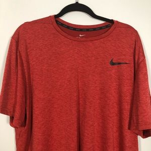 Nike Dri-Fit Red/Orange XXL